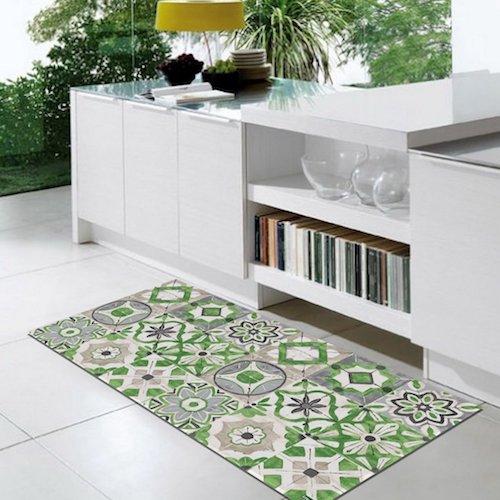 alfombras de vinilo para jardin