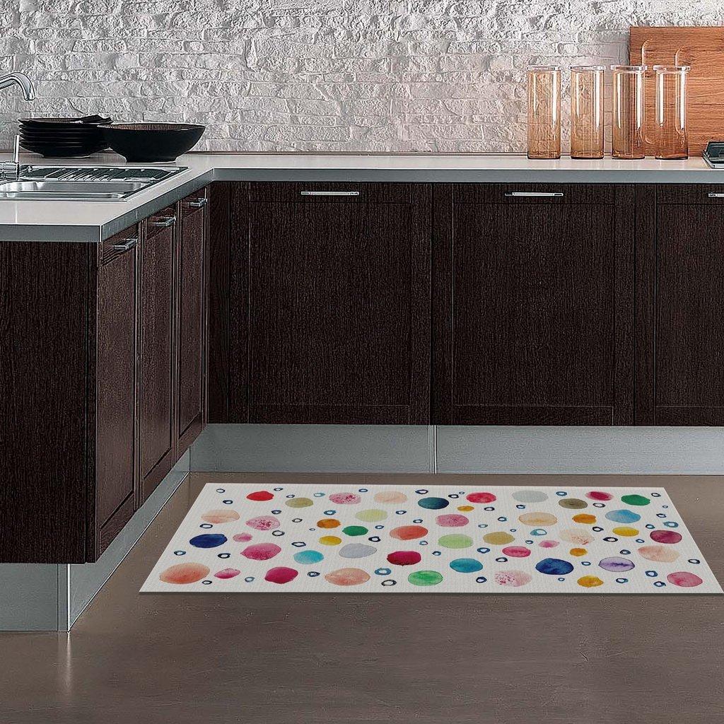alfombras vinílicas de colores