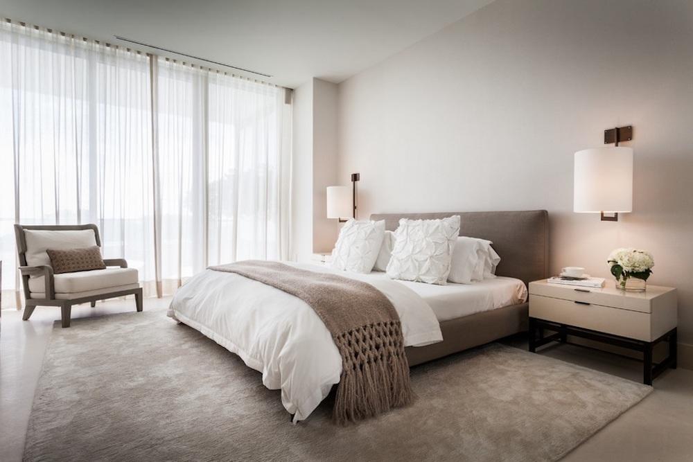 decorar un dormitorio con alfombras