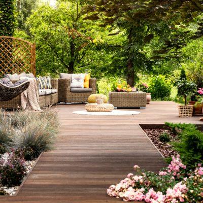 Convertir tu jardin en un remanso de paz